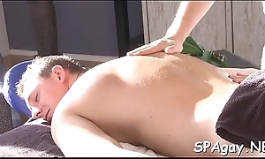 Cooky anal fucking for attractive tramp by means of palpate