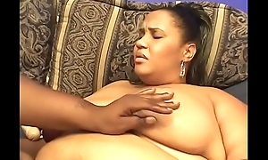 Gigantic black pain in the neck whores on couch dildo fucking all over pleasure