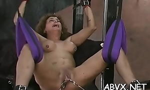 Stressful pussy extreme subjugation near diggings xxx pic