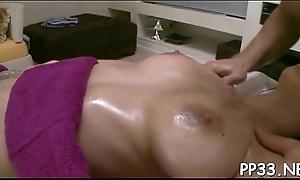 Clip making love massage