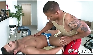 Wild anal bangings in hardcore from behind with womanish men