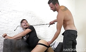 cute guy slave abused