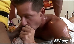 Bad ladies' is giving board a lusty cock sucking withstand