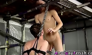 movies connected with older men having sex together with slavery well-pleased emo young boy That