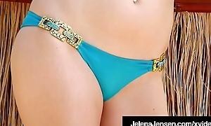 Penthouse Pamper Jelena Jensen Rubs Her Throbbing Twat!