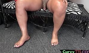 Mature nubian bbw arrhythmic her 10-Pounder