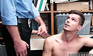 Gay free leather policeman short porn and sexual connection movie scenes 24 yr old Caucasian