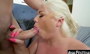 Kewl ass Ashley Barbie taking big cock cookie penetration