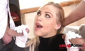 Beauteous burglar Selvaggia caught catch red-handed &amp_ botheration fucked &amp_ duplication permeated GP355