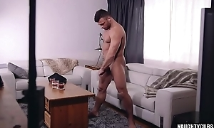 Pounder homosexual oral-sex-service Together with Facial - gays18.club