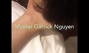 Master Garrick plus his unseemly service