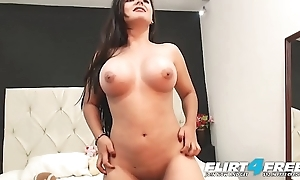 Flirt4Free Hot Cam Models Big Jugs Compilation
