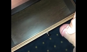Motor hotel urinate mark