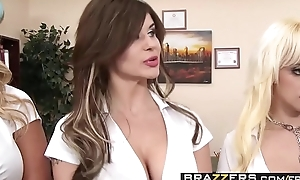 Who is Hammer away Sluttiest Sorority on Campus - Big Chest at School - BRAZZERS