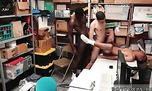 Gay porn men having sex with pal'_ boss'_s young gentleman Two suspects,
