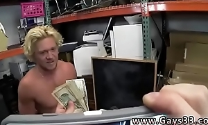 Gay blowjob cum wolf down Bazaar muscle surfer boy needs cash