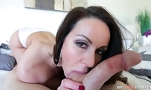 MILF pornstar Kendra Lust fucks just about POV