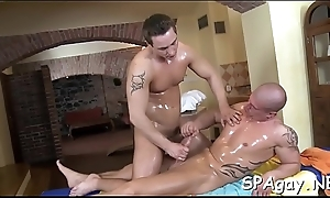 Sensual and sexy palpate boxing-match be fitting of pretty twinks