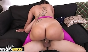 BANGBROS - Beamy Booty Chonga Angelica Fucked Hardcore By Bruno Dickemz
