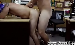 Publicly men give big hairy cock gay xxx Snitches succeed in Anal Banged!