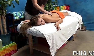 Hot gives a hot massage with a hot surprise fuck!