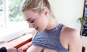 Stepbro loves his stepsis and fuck her hard