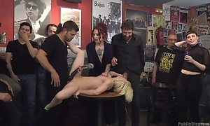 Submissive Spanish slut receives to screwed while congress is observing