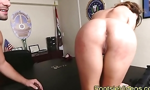 Licked sluts paws jizzed