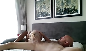 Sunday Morning Hotel Fuck To the fore the Filly Comes In