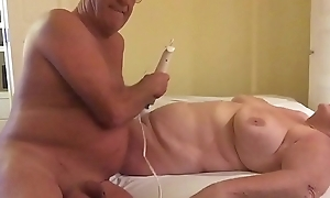 Getting get hitched on touching cum