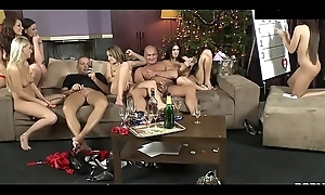 The sex game fucking before christmas event 3
